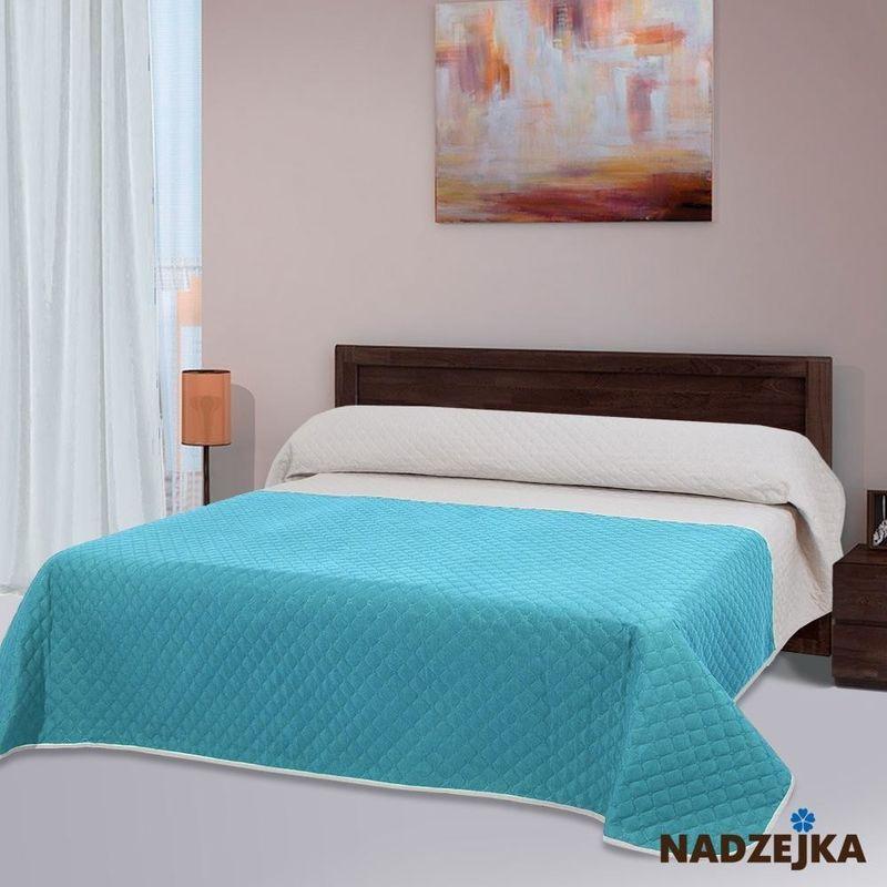 Покрывало Nadzejka Терро серый - фото 5