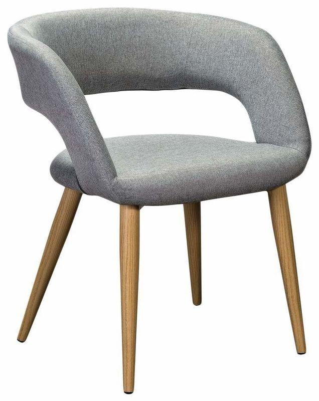 Кресло R-Home Walter Сканди Грей RST_4101173H, серый - фото 2