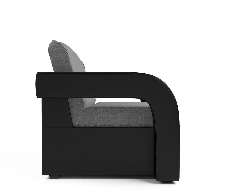 Кресло Мебель-АРС Кармен-2 (рогожка серая) - фото 3