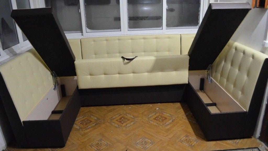 Кухонный уголок, диван Вливск-Мебель Диван 3 - фото 2