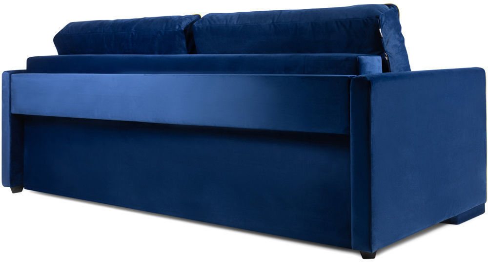 Диван Woodcraft Харлем Barhat Blue - фото 6