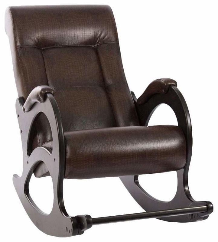 Кресло Комфорт (Impex) Модель 44 KMT_2000000064062, коричневый - фото 1