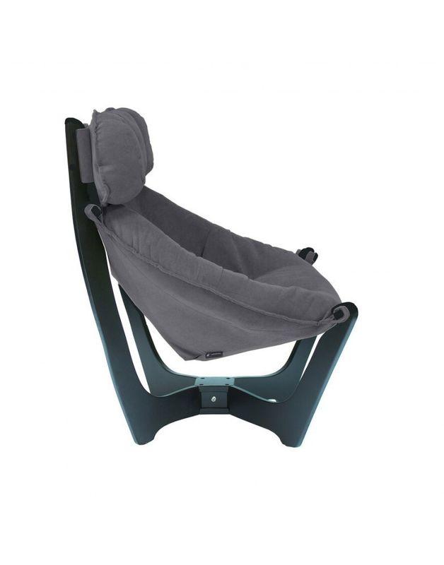 Кресло Impex Модель 11 verona (Antrazite grey) - фото 2