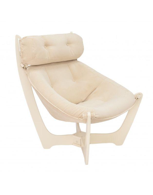 Кресло Impex Модель 11 verona сливочный (Antrazite grey) - фото 2