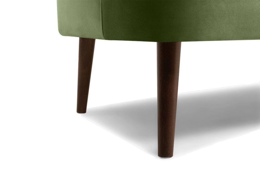 Диван Woodcraft Мона Barhat кушетка Green - фото 7