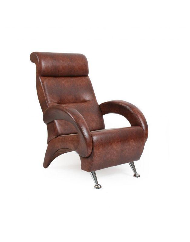 Кресло Impex Модель 9-К Экокожа (oregon 106) - фото 4