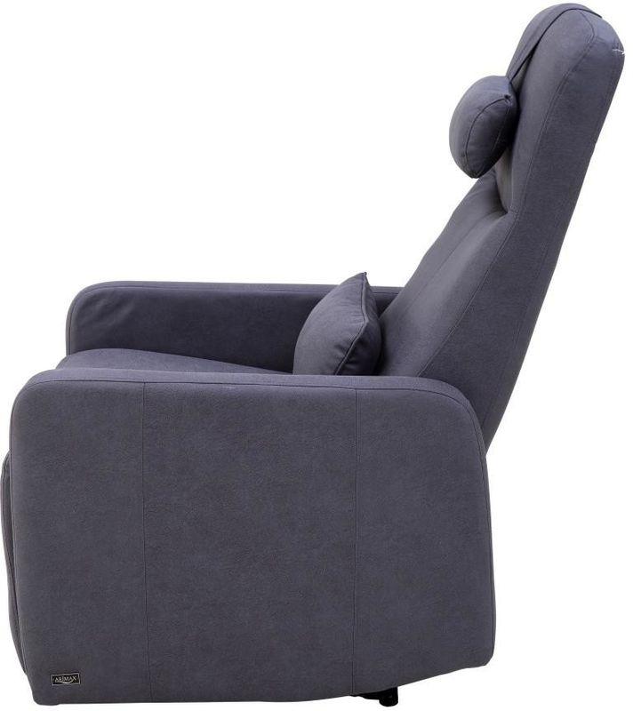 Кресло Arimax Dr Max DM04002 (Грифельный) - фото 4
