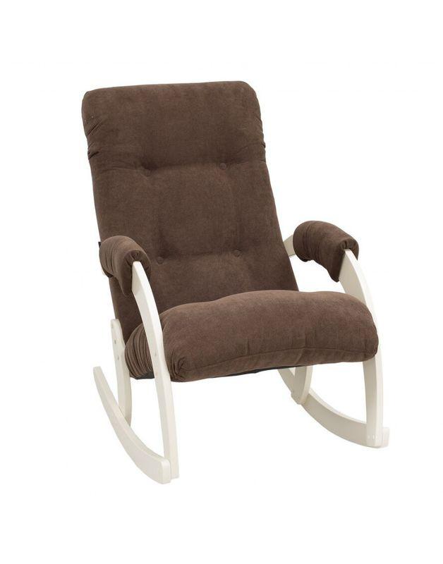 Кресло Impex Модель 67 Verona сливочный (brown) - фото 1
