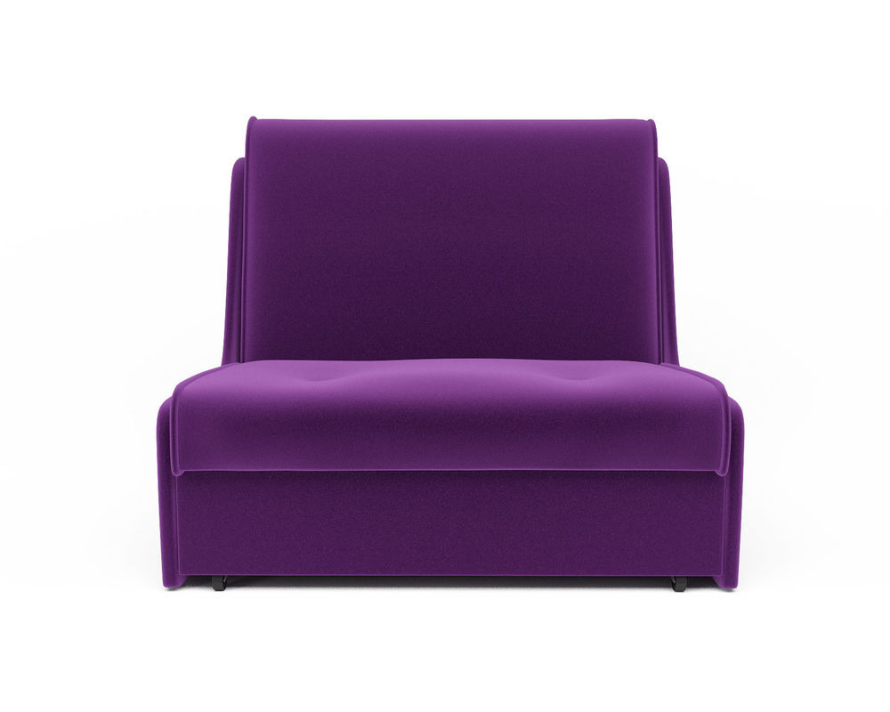 Диван Мебель-АРС Аккордеон №2 - Фиолет (100х195) - фото 2