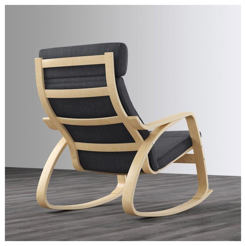 Кресло IKEA Поэнг 892.515.37 - фото 3