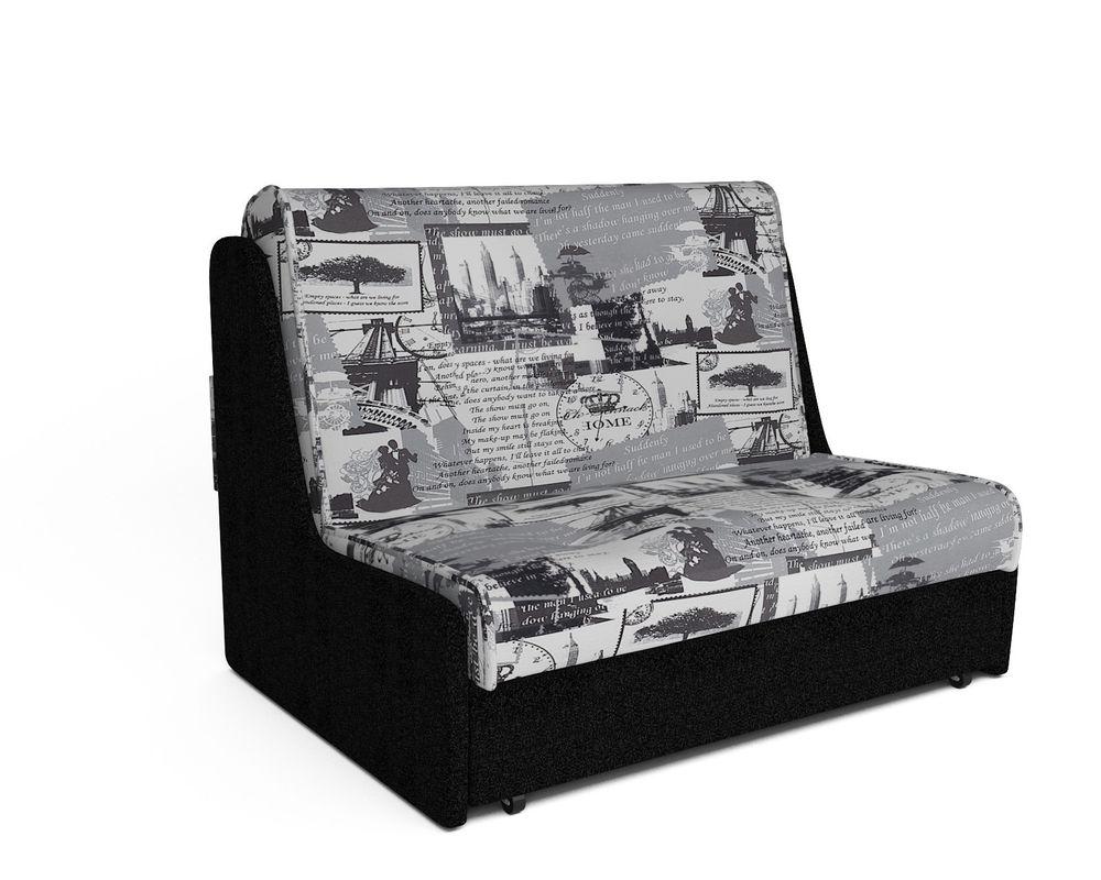 Диван Мебель-АРС Аккордеон №2 - Газета (120х195) - фото 1