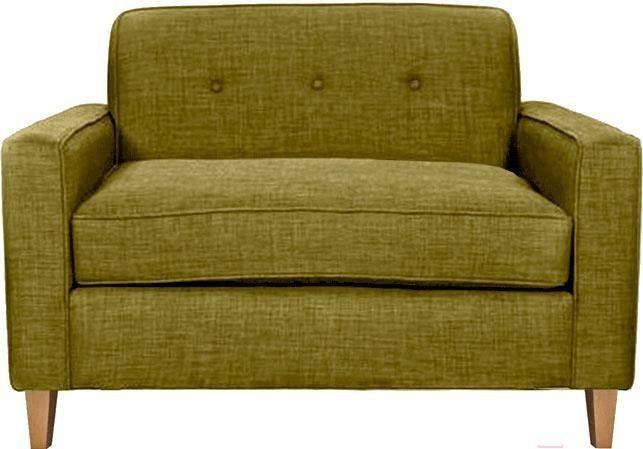 Кресло Brioli Берн Classic Plain 7 - фото 1