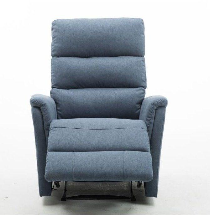 Кресло Arimax Dr Max DM05002 (Джинс) - фото 2