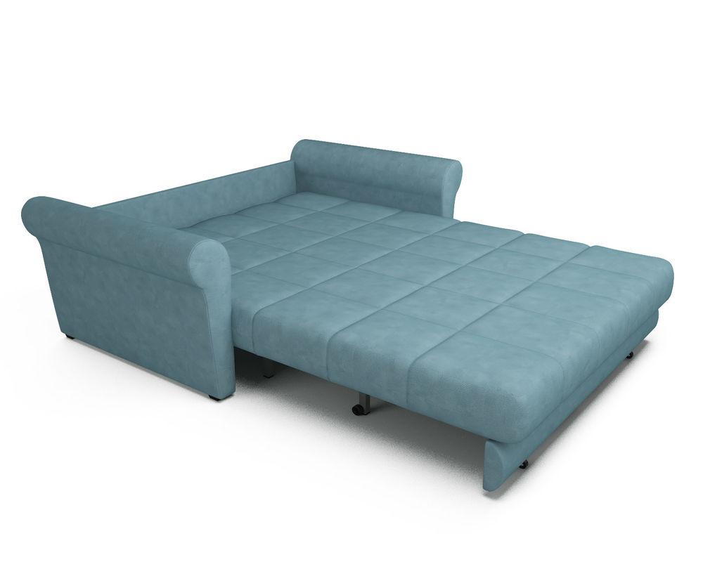 Диван Мебель-АРС Гранд (голубой - Luna 089) - фото 6