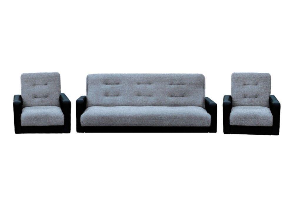 Набор мягкой мебели Квартет Комплект Лондон Комби - фото 3