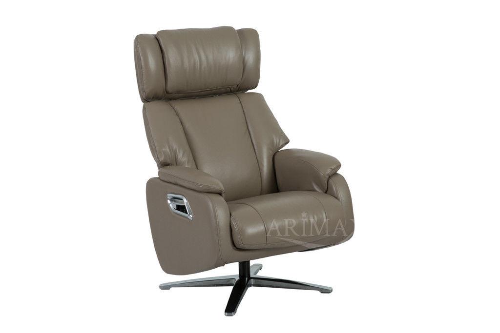 Кресло Arimax Dr Max DM02009 (Кофе с молоком) - фото 1