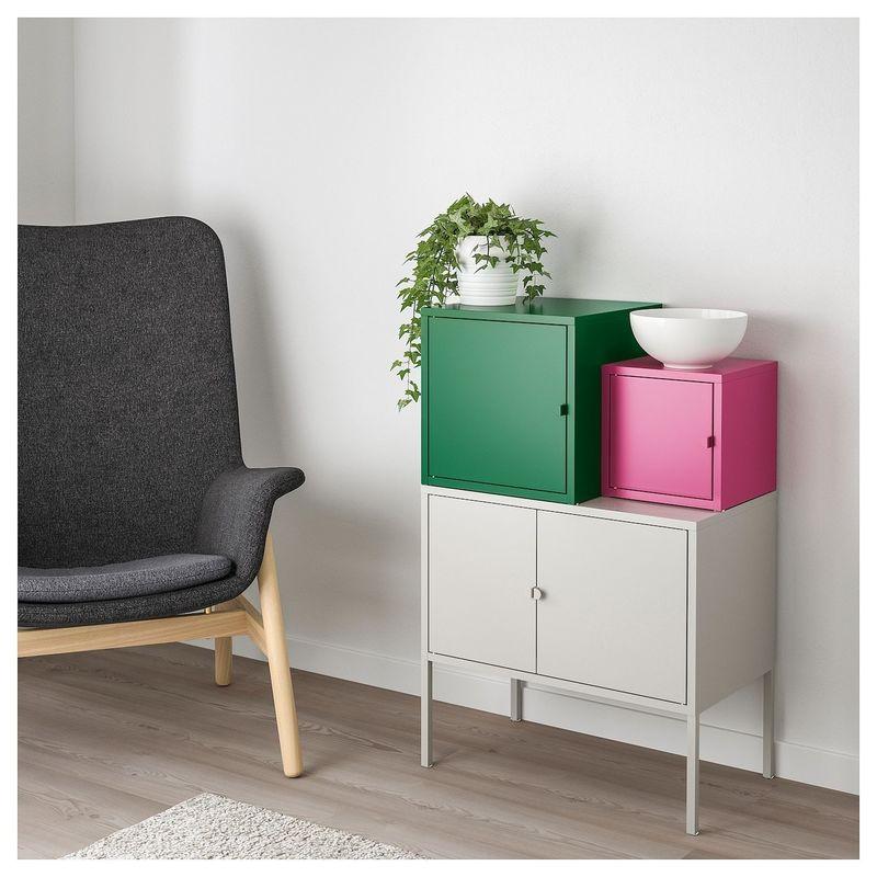 Шкаф металлический IKEA Ликсгульт 392.487.50 - фото 2