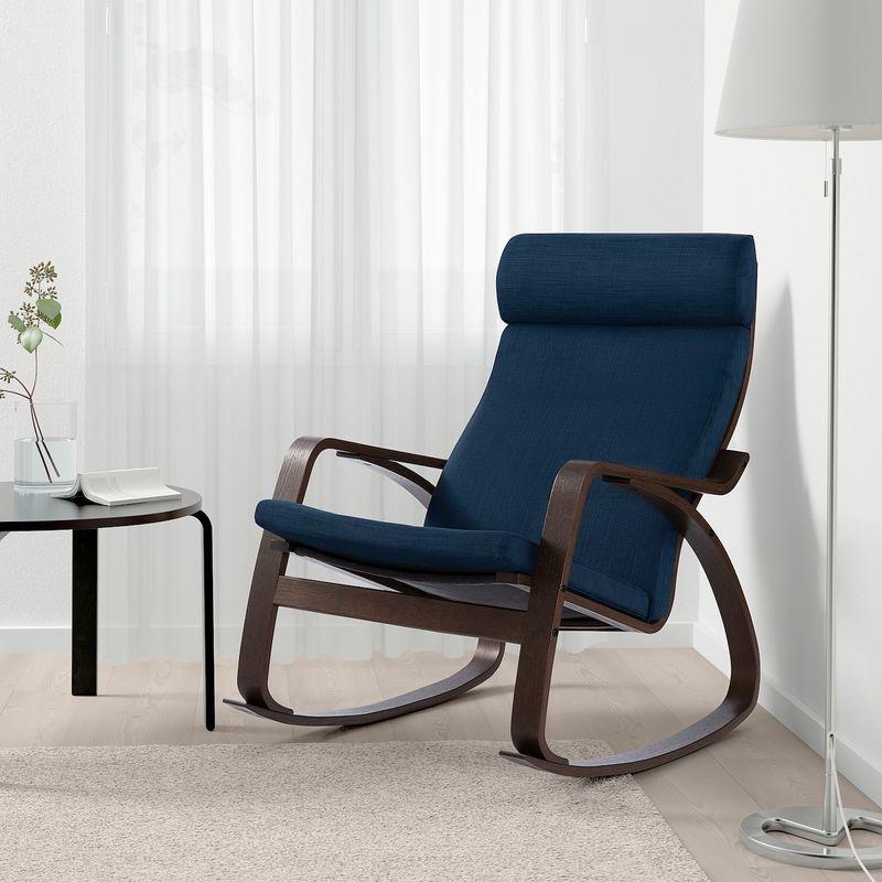 Кресло IKEA Поэнг 093.028.28 - фото 3