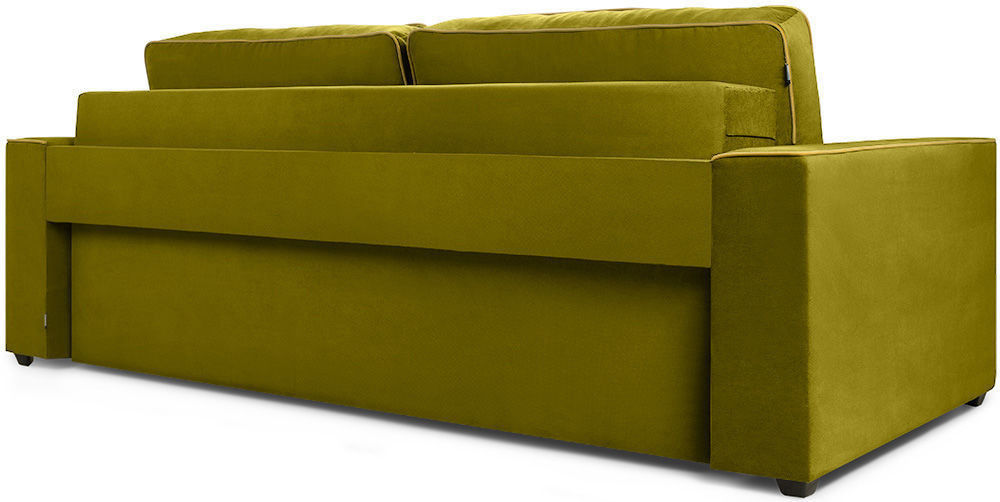 Диван Woodcraft Менли НПБ холлофайбер Velvet Lime - фото 3