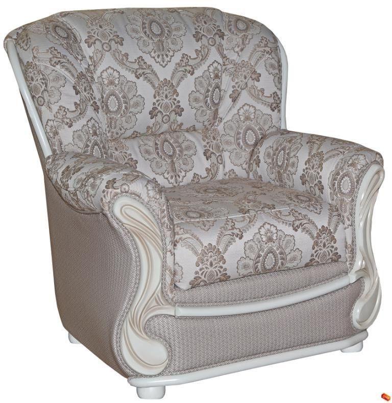 Кресло Пинскдрев Изабель 2 (12) ткань - фото 11