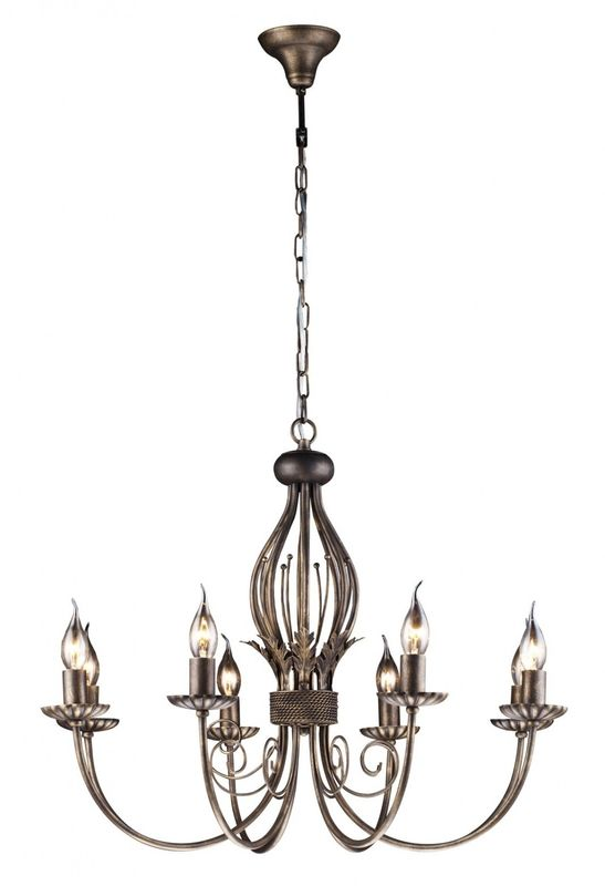 Светильник Arte Lamp Dolce A3057LM-8BR - фото 1