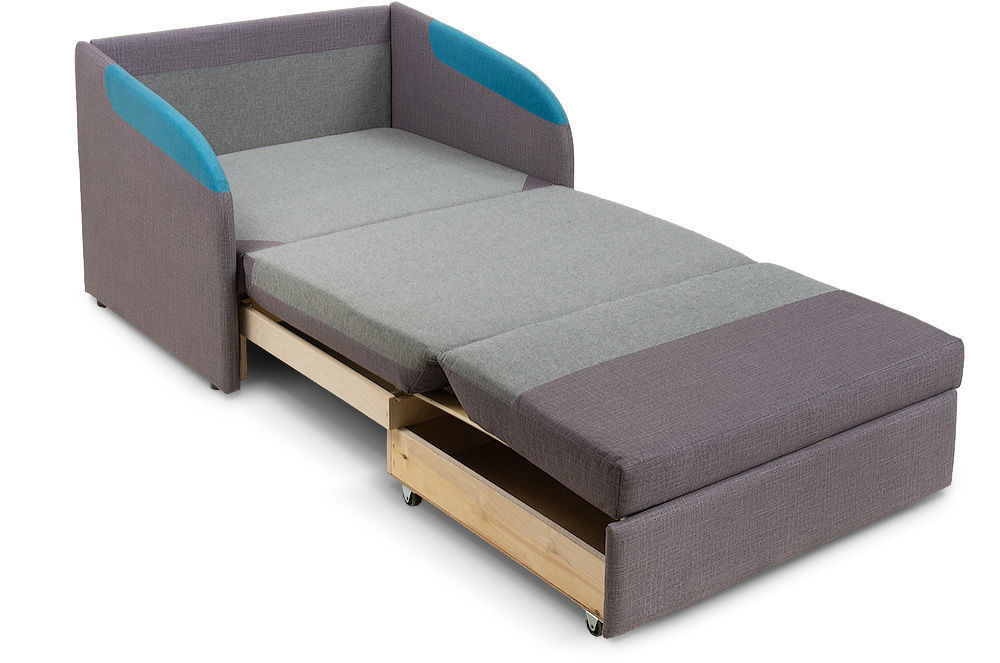 Диван Woodcraft Кресло-кровать Бонни 133 - фото 4