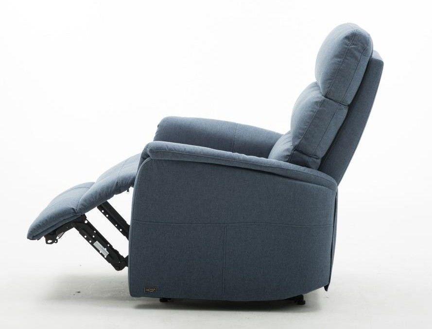 Кресло Arimax Dr Max DM05002 (Джинс) - фото 8