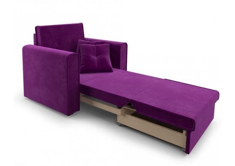 Кресло Craftmebel Санта (фиолет) - фото 2