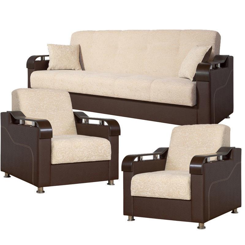Набор мягкой мебели Стиль Лидия (комплект) - фото 1