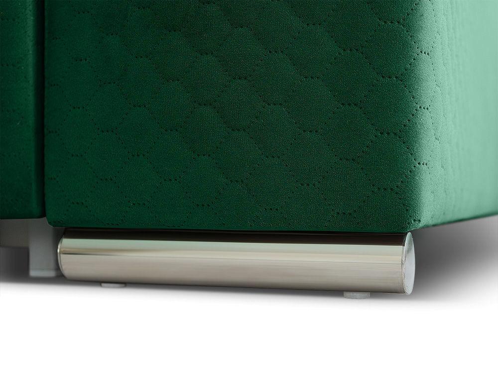 Диван Woodcraft Корсо Velvet Emerald - фото 7