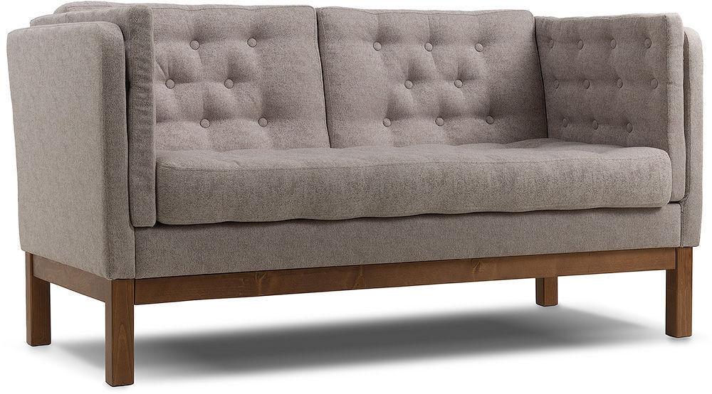 Диван Woodcraft Айверс Textile Beige (прямой) - фото 5