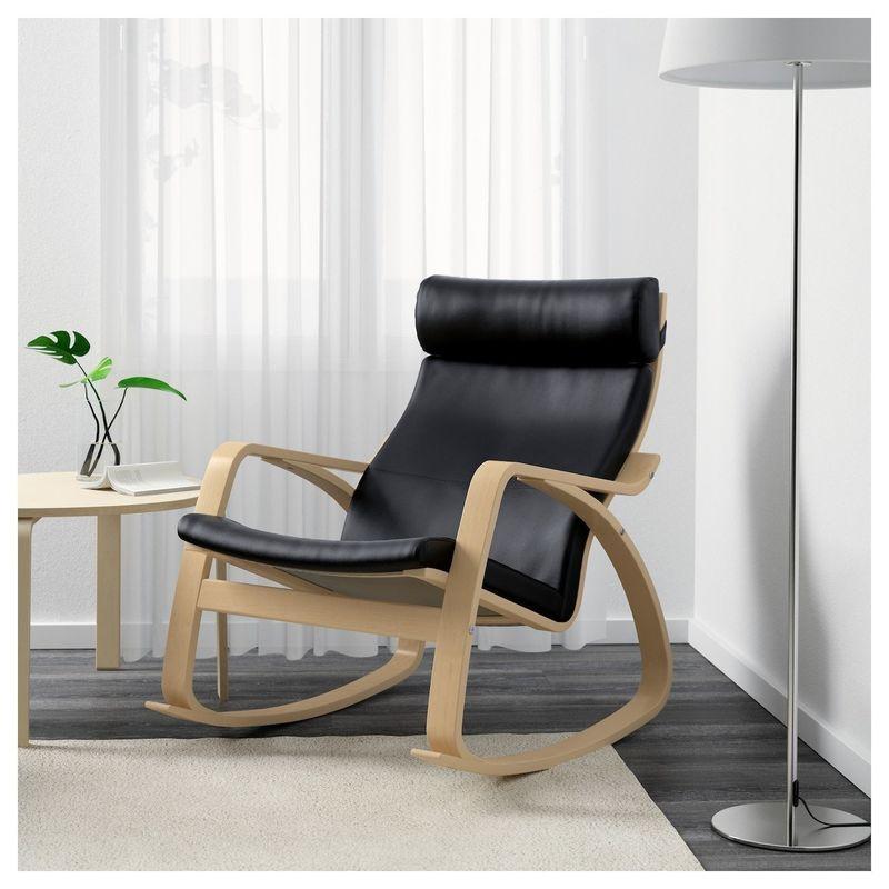 Кресло IKEA Поэнг 192.515.93 - фото 5
