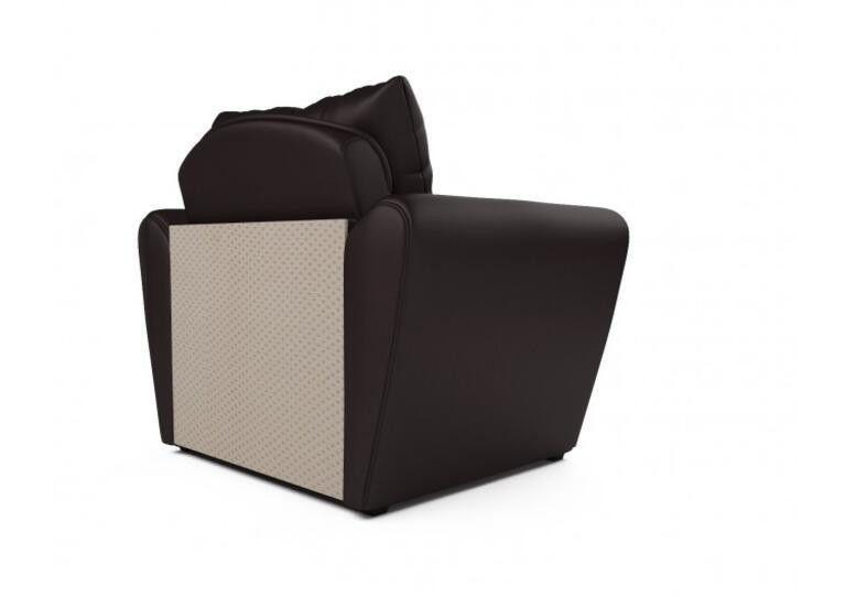 Кресло Craftmebel Квартет - экокожа шоколад - фото 5
