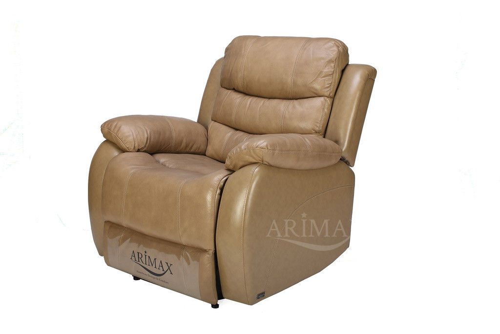 Кресло Arimax Брюс (Кэмел) - фото 1