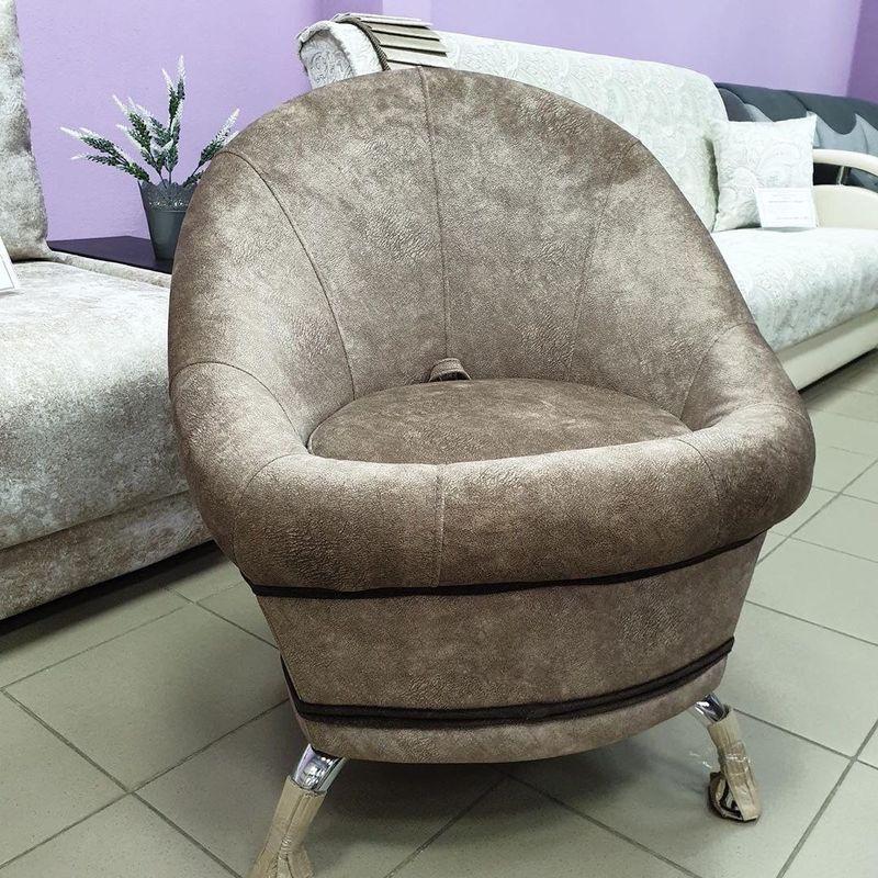 Пуфик DM-мебель Жемчужина - фото 4
