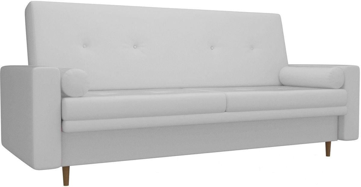 Диван Mebelico Белфаст 100599 экокожа белый - фото 3