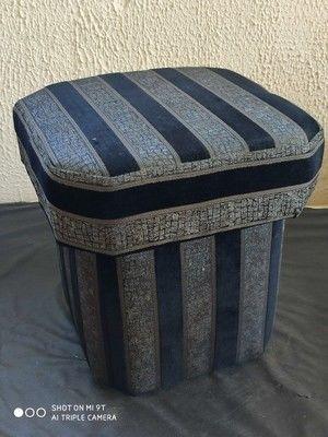 Пуфик Вливск-Мебель Восьмигранный 2 - фото 1