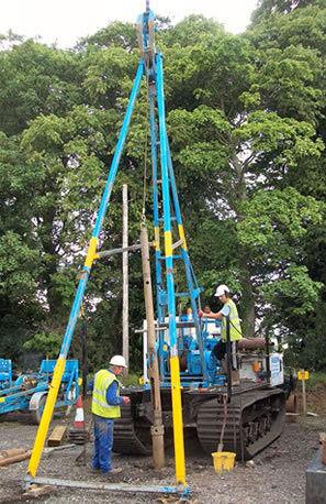 Услуга Ударно-канатное бурение скважины на воду - фото 4