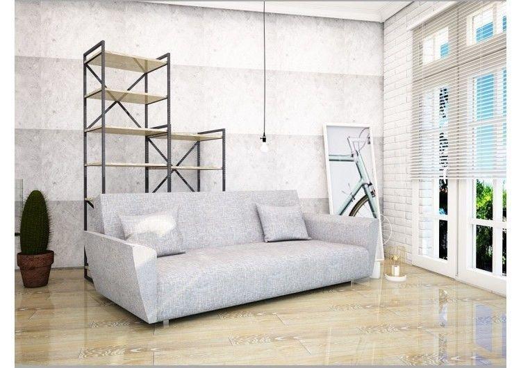 Диван Раевская мебельная фабрика Рогожка серая 00435 - фото 1