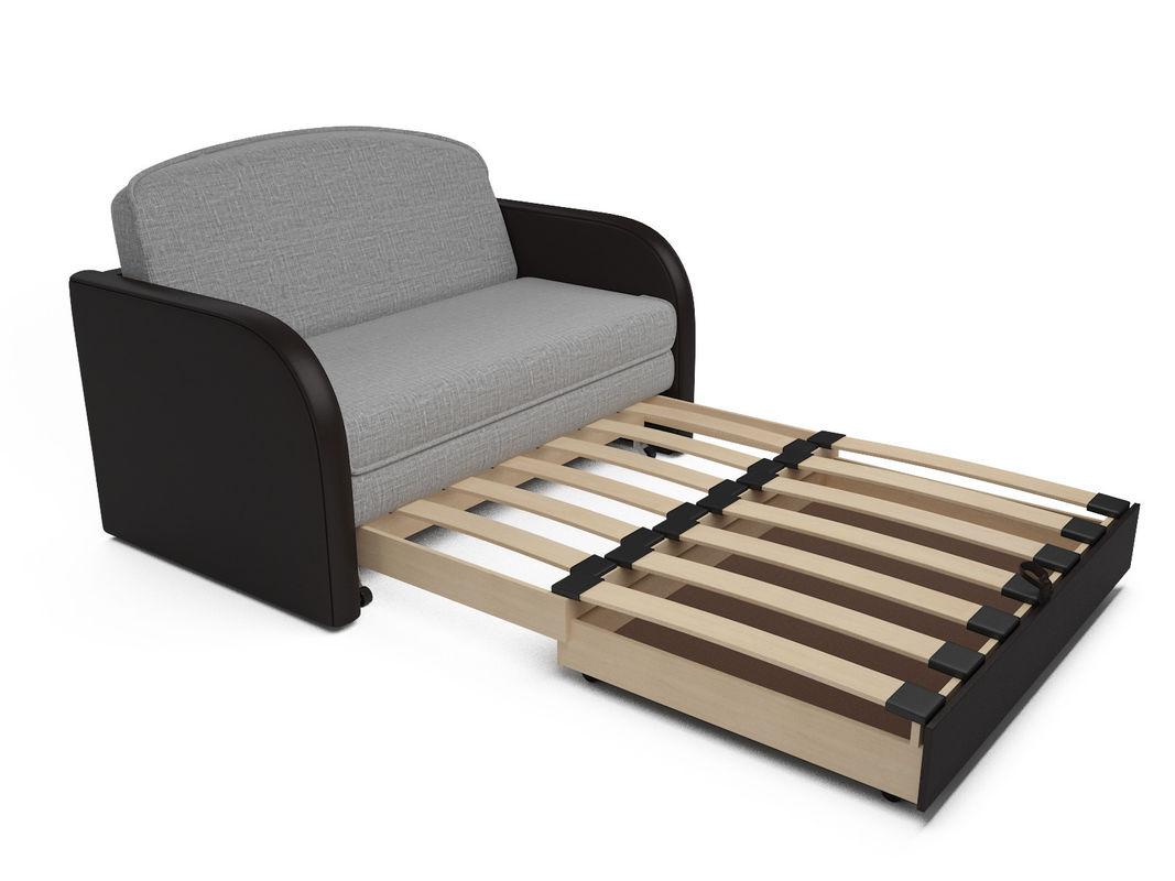 Диван Мебель-АРС Малютка (рогожка серая) - фото 6