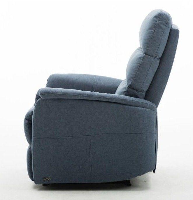 Кресло Arimax Dr Max DM05002 (Джинс) - фото 7