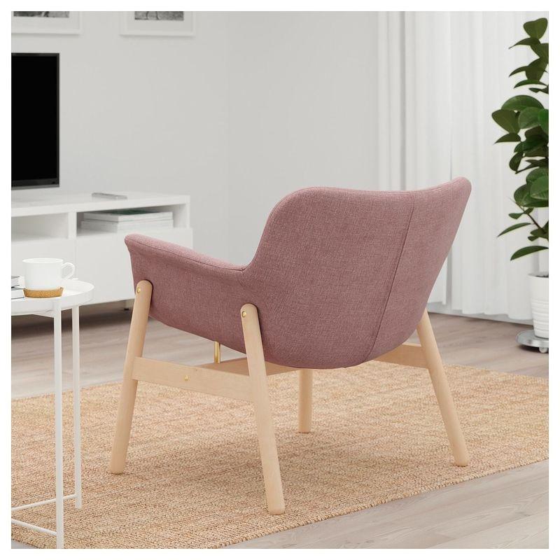 Кресло IKEA Ведбу 604.235.82 - фото 8