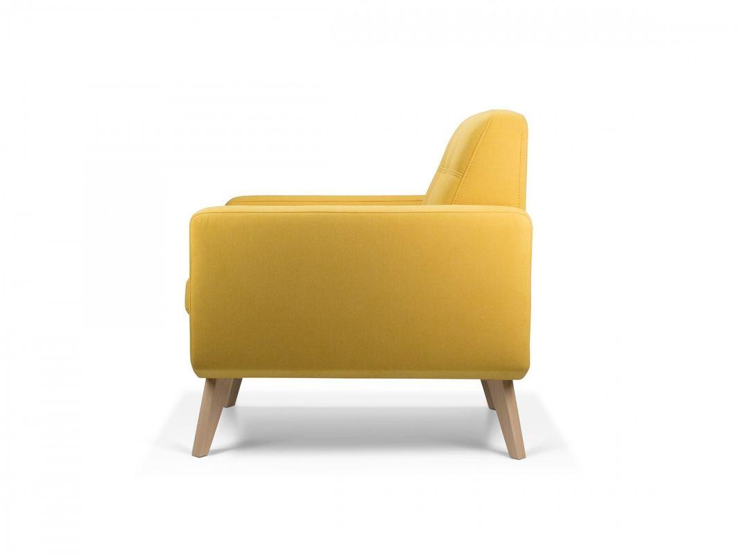 Кресло Sonit Берген 80x88x88.5 (Cotone 2861) - фото 4