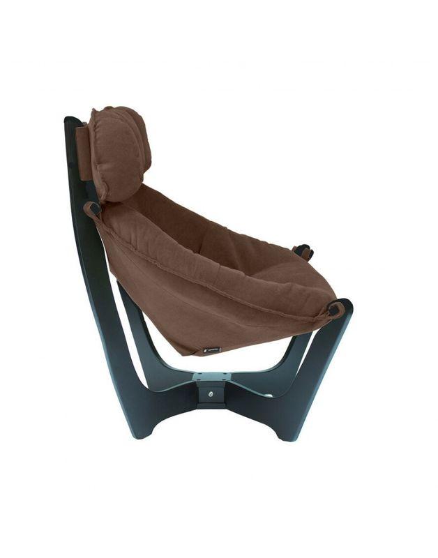 Кресло Impex Модель 11 verona (Antrazite grey) - фото 4
