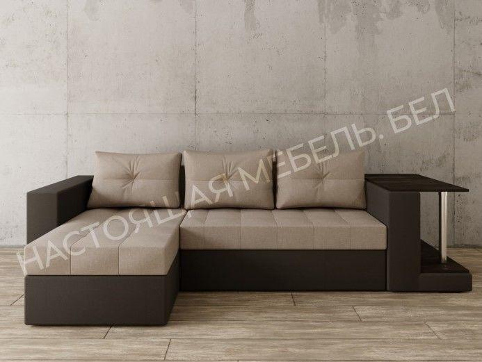 Диван Настоящая мебель Константин со столиком (модель 65) - фото 1