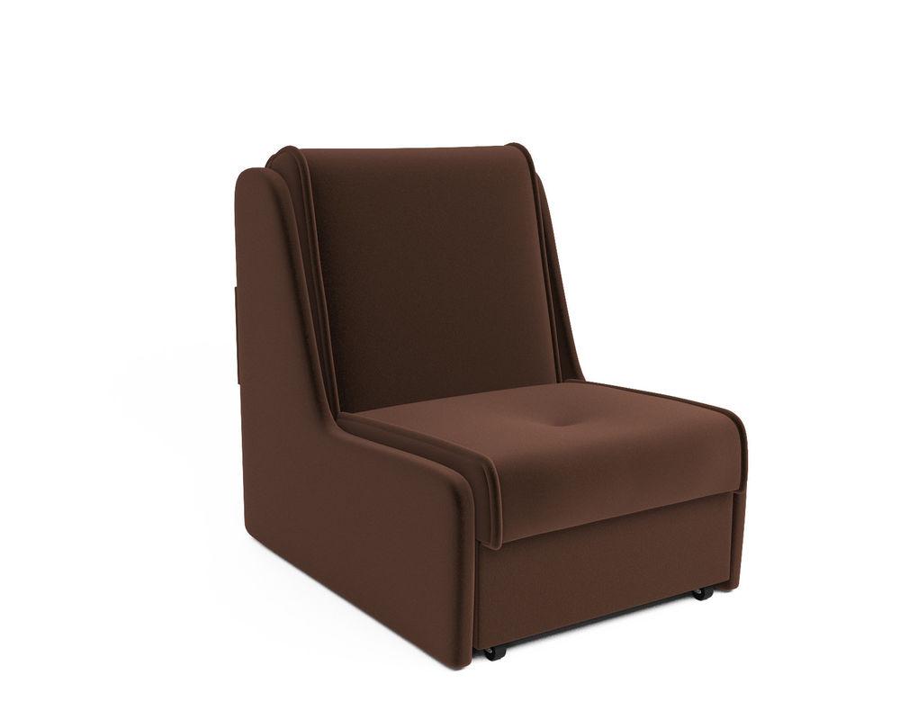 Кресло Мебель-АРС Аккорд №2 кордрой (микровелюр) - фото 1