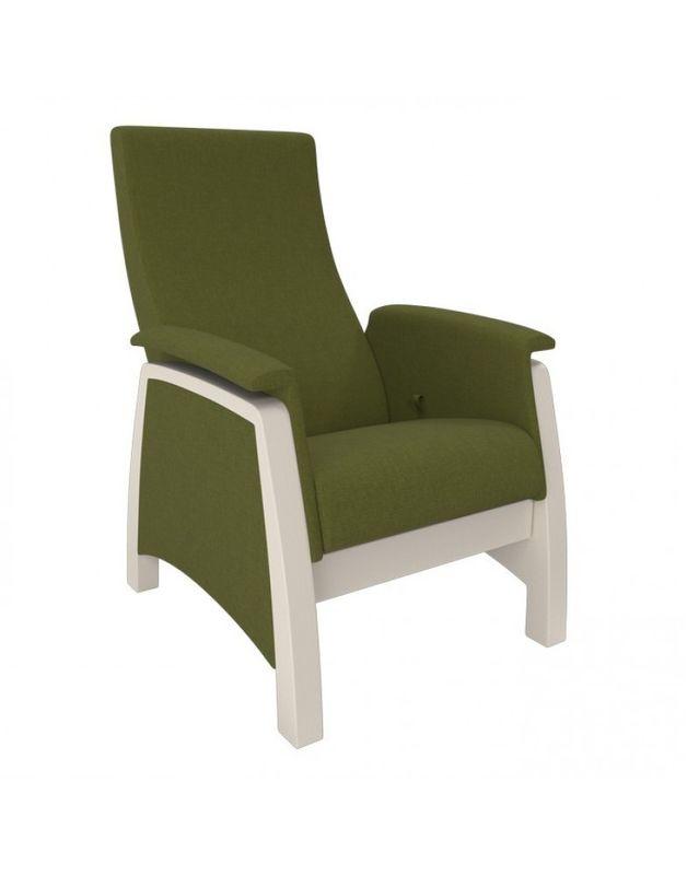 Кресло Impex Кресло-гляйдер Модель Balance-1 сливочный (Montana 902) - фото 4