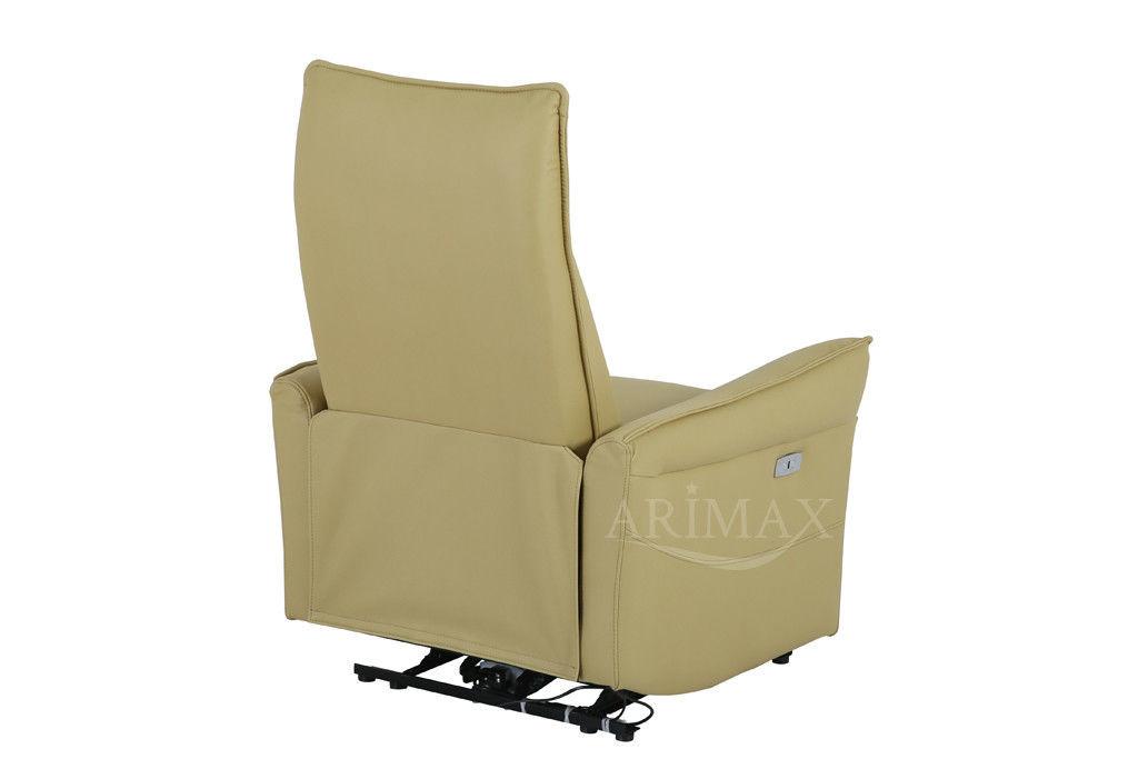 Кресло Arimax Dr Max DM02003 (Оливковый) - фото 7