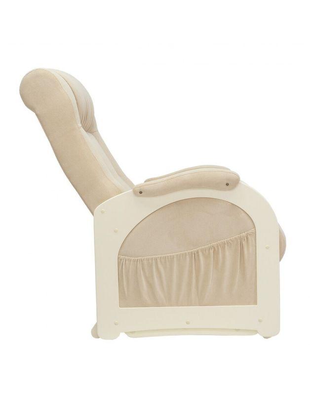Кресло Impex Модель 48  verona сливочный  б.л. (light grey) - фото 3