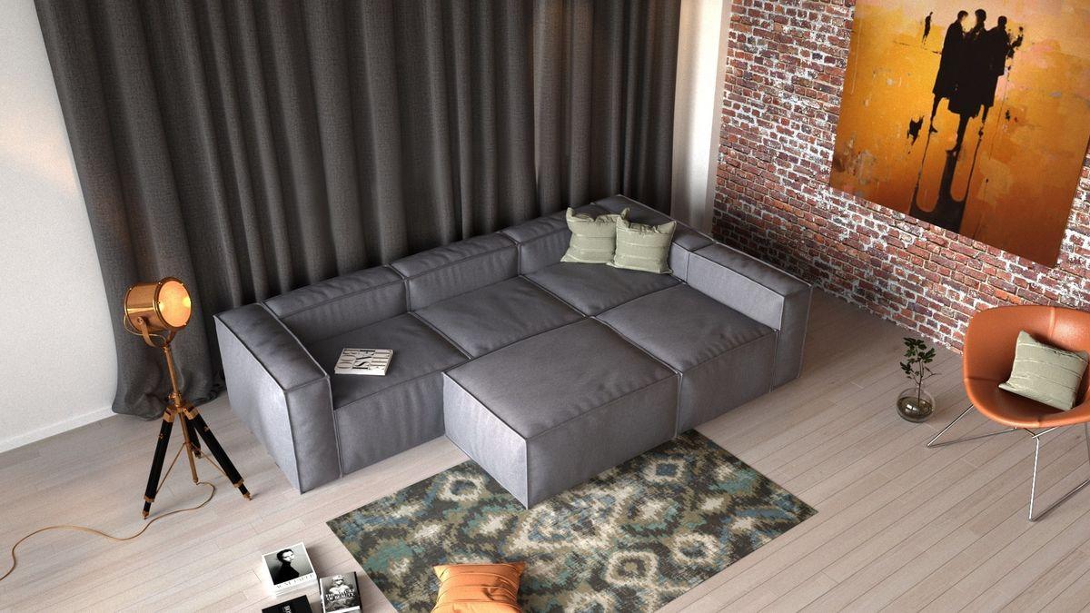 Кресло Sonit Тавола 136x108x75 (Nubo 11) - фото 4